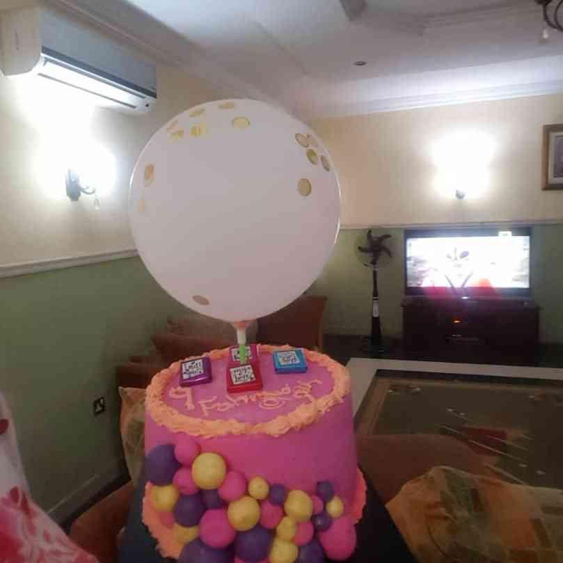Lammy's cake world