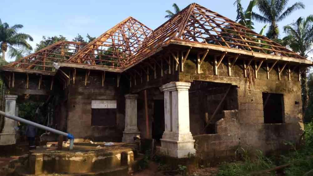 Hill top roofing work and company Nig.