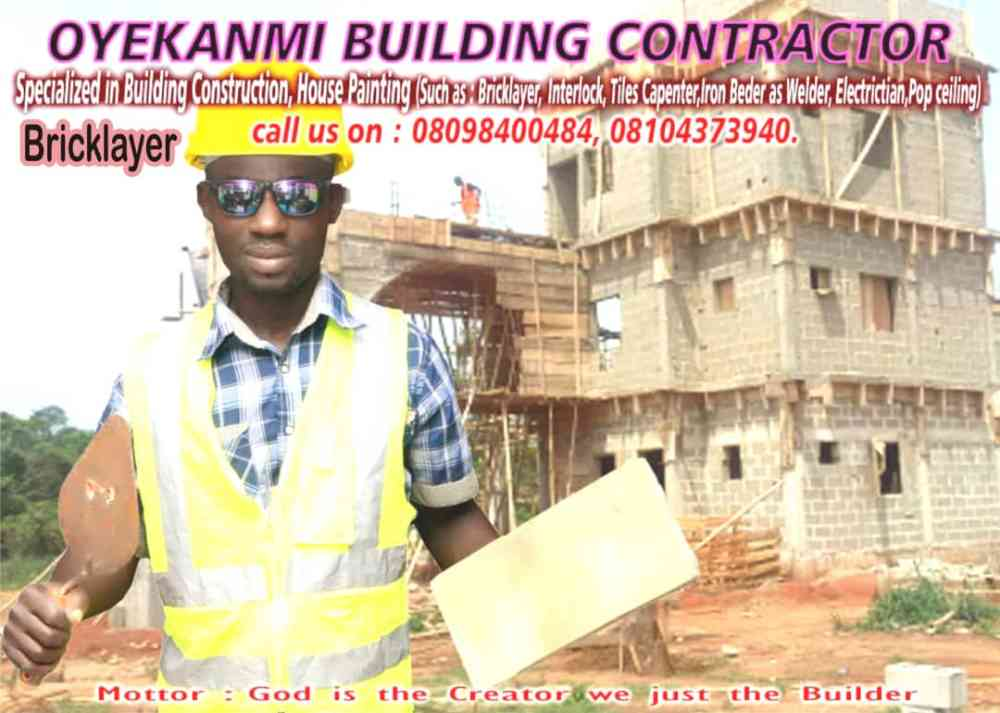 Oyekanmi building contractor picture