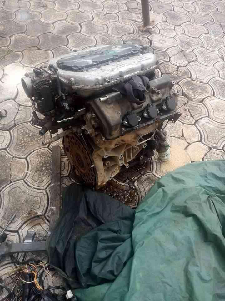 Babatunde Automobile engineering work