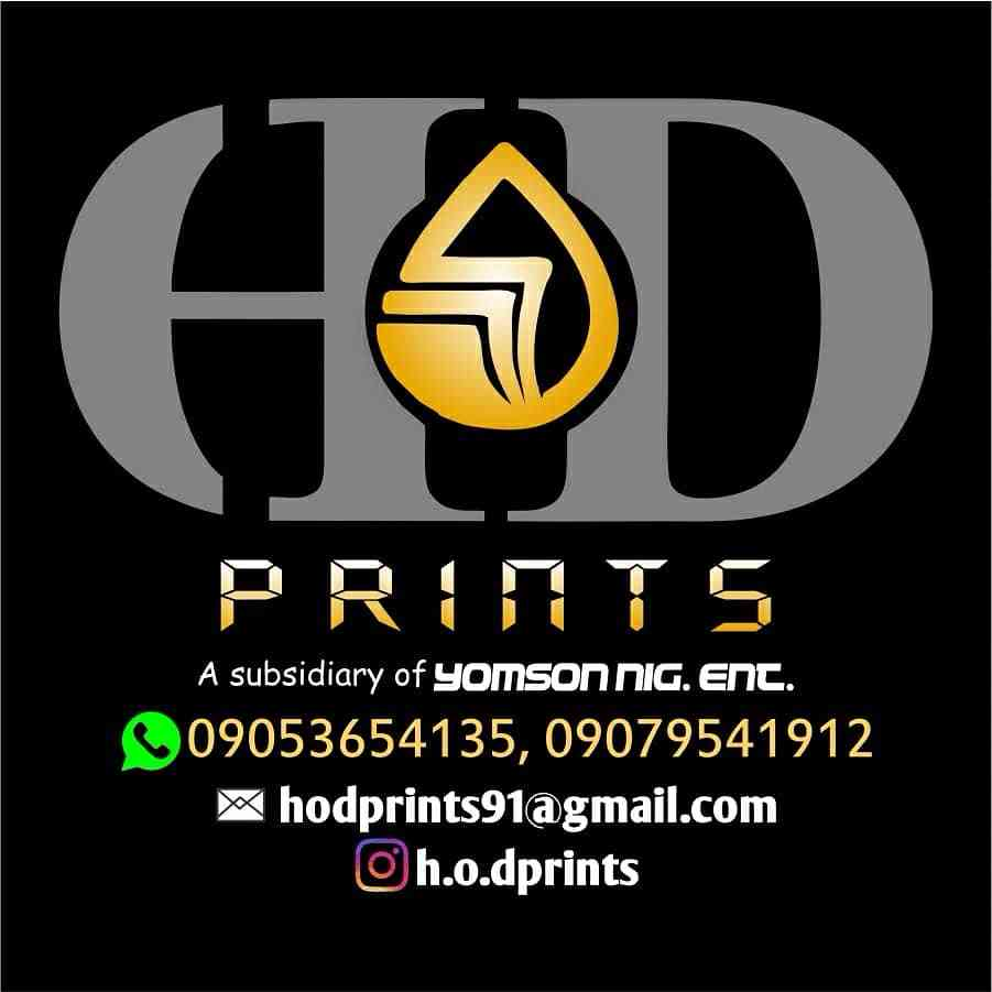 H.O.D Prints picture