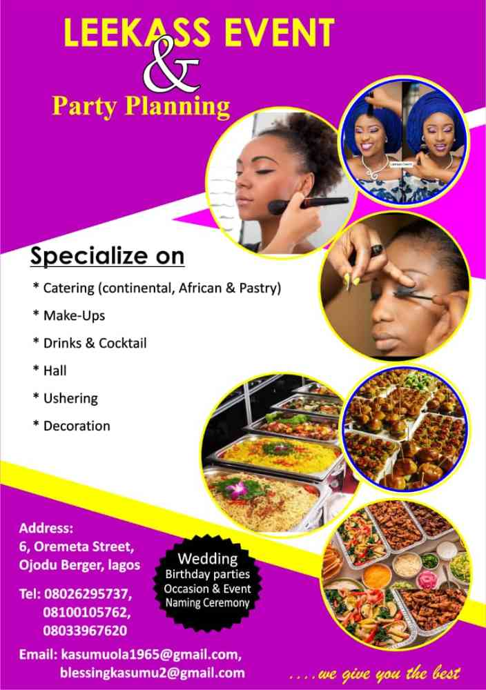 LEEKAS EVENTS & PARTY PLANNING picture