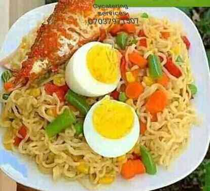 Cycatering services