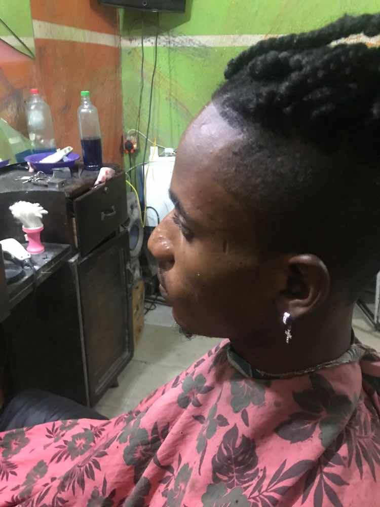 B&W International Haircut