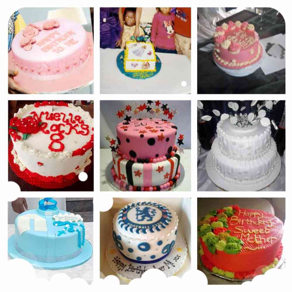 Amicable cakes and events picture