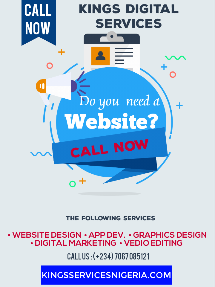 Kings Digital Services Nigeria