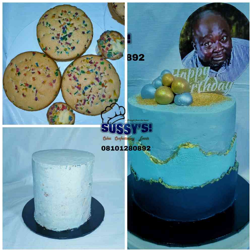 Sussy's Cakes,Confectionery and Events picture
