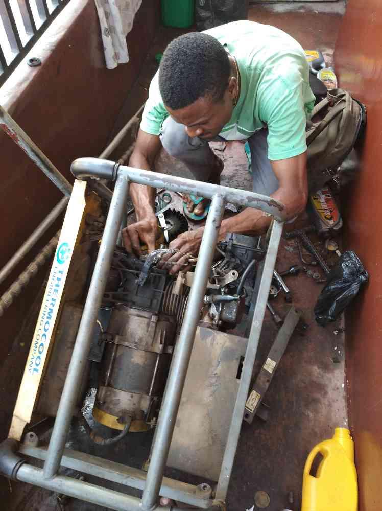 Petrol Generator RepairsAndServices