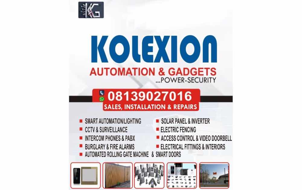 KoleXion Automation and Gadgets picture
