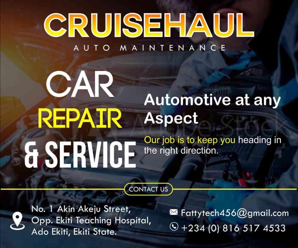 Cruisehaul Auto Maintenance
