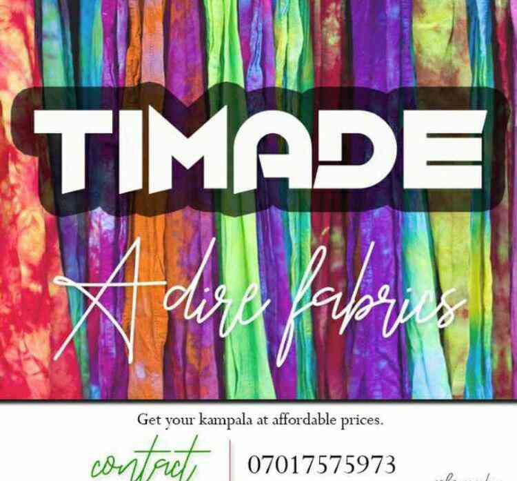 Timade adire fabrics picture