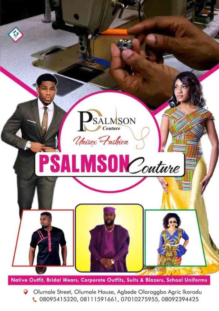 Psalmson Couture