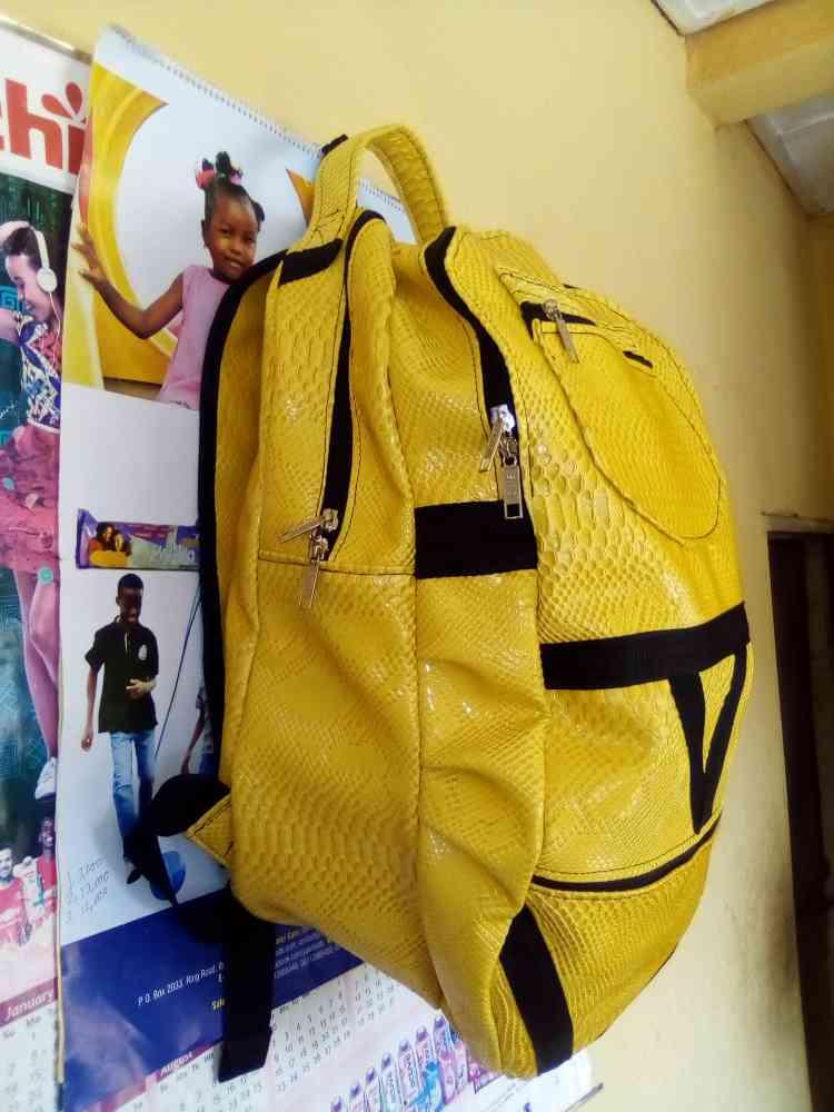 E.O Cares Bags and Souvenirs