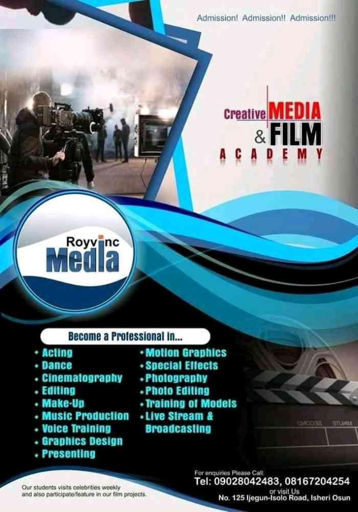 Royvinc media