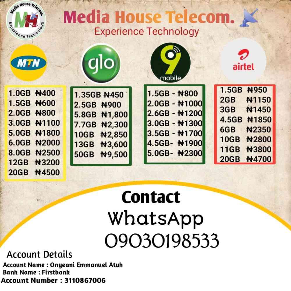 Media House Telecom