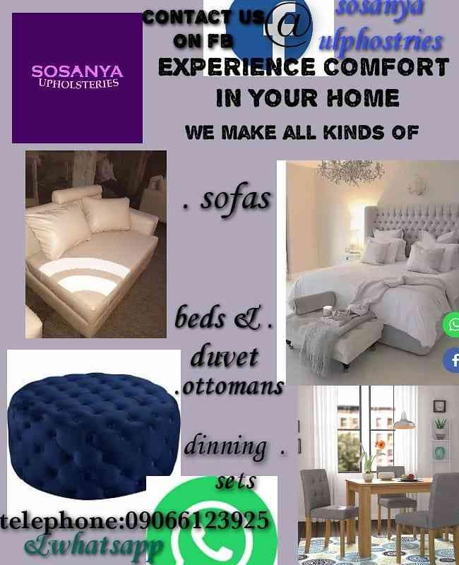 Sosanya Upholsteries