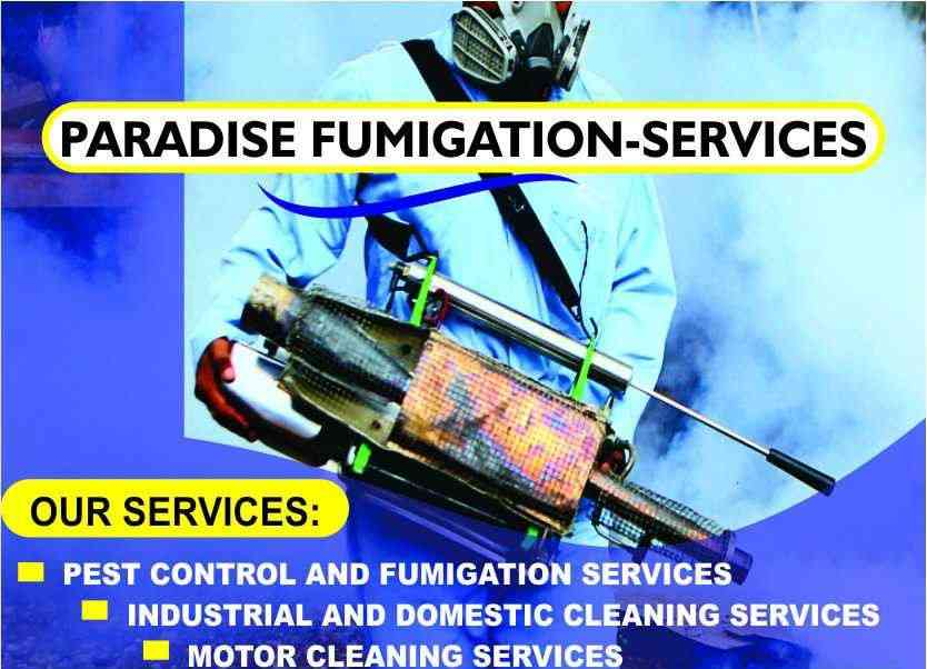 PARADISE FUMIGATION SERVICES picture