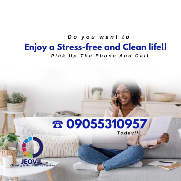 JEOVIL CLEANING & MAINTENANCE SERVICES