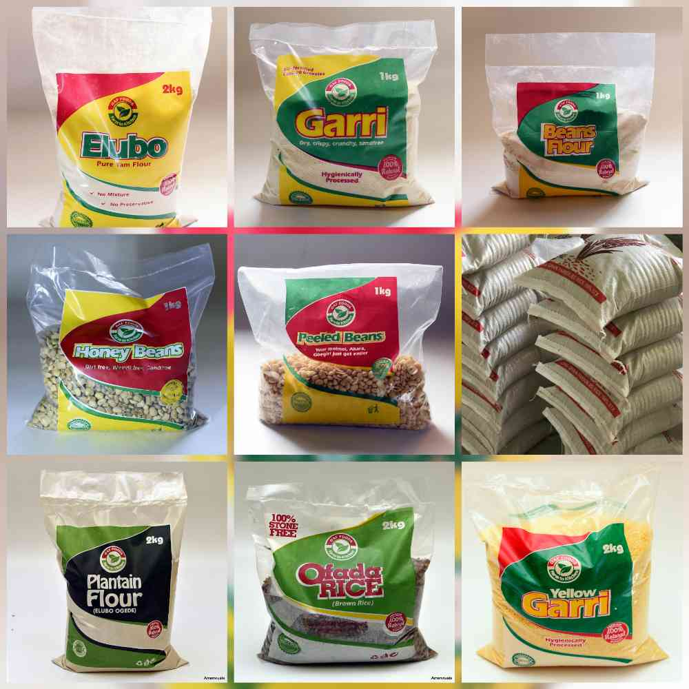 OAF FOODS NIGERIA LTD
