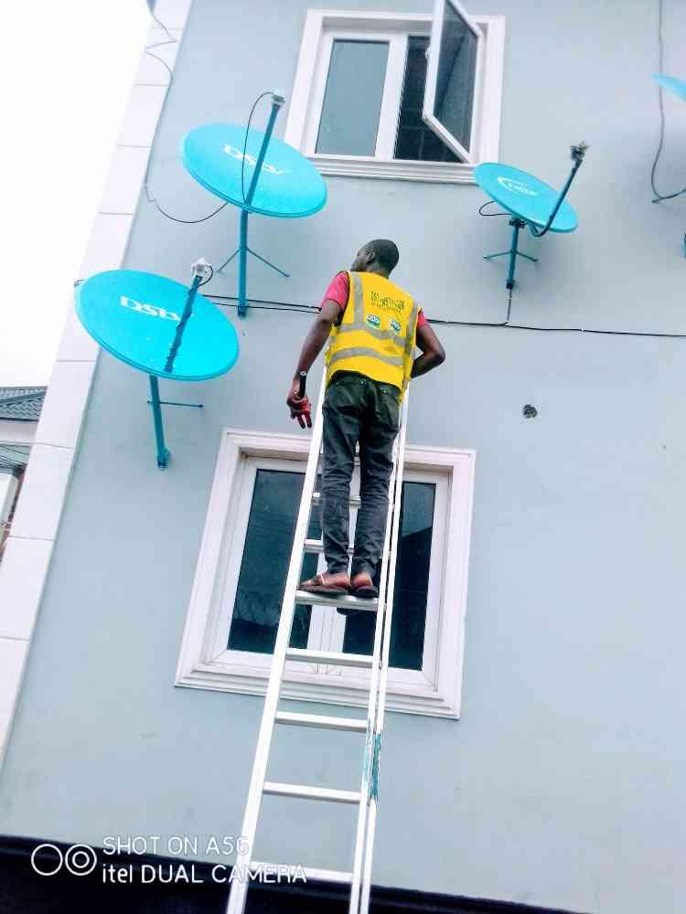 DStv Installer Around Benin City