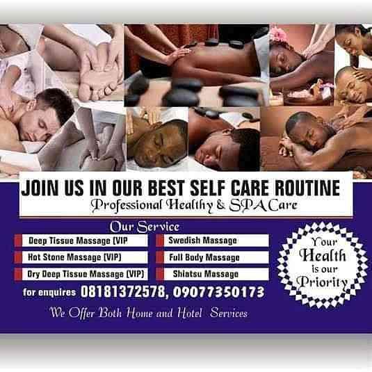 Victoria Body massage therapy