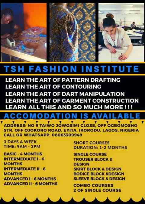 TSH FASHION INSTITUTE