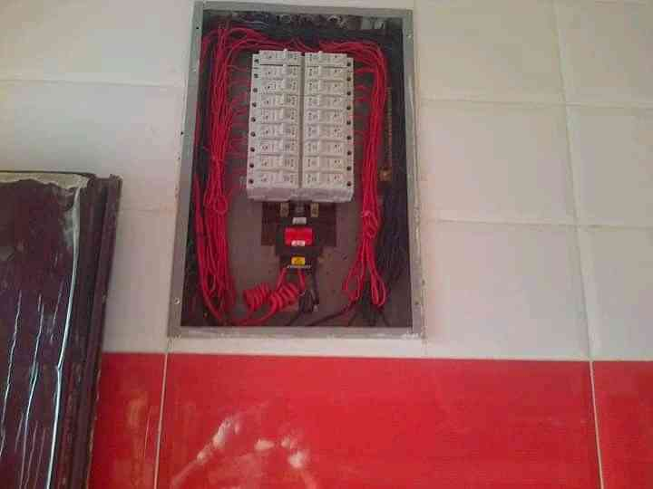 EnencheAbimiku electrical service Nigeria limited
