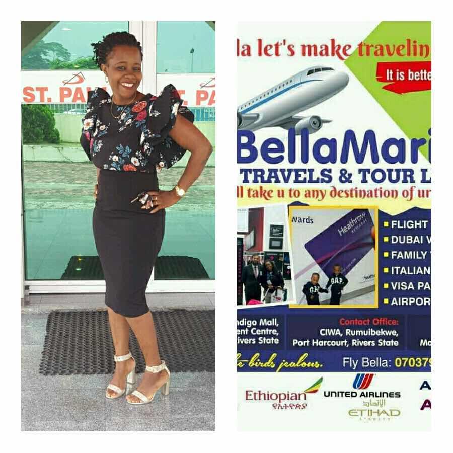 BELLAMARIA TRAVELS & TOURS LTD