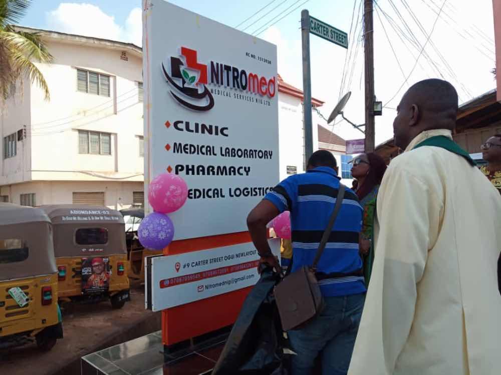 NitroMed Medical Services ltd