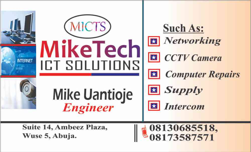MikeTech ICT Solutions picture
