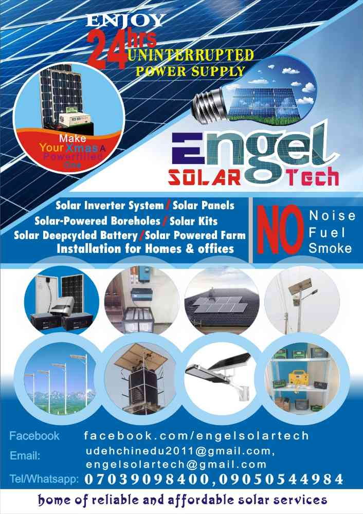 ENGEL SOLAR TECH