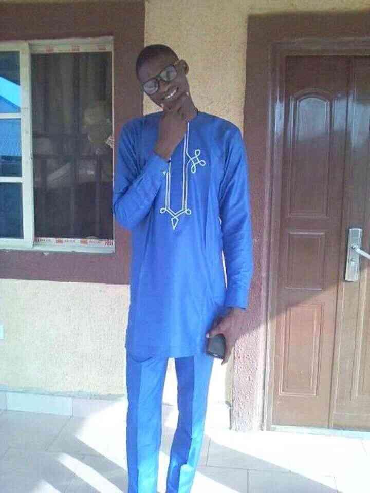 Nice guy fashion