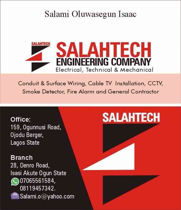 Salatech engineering company