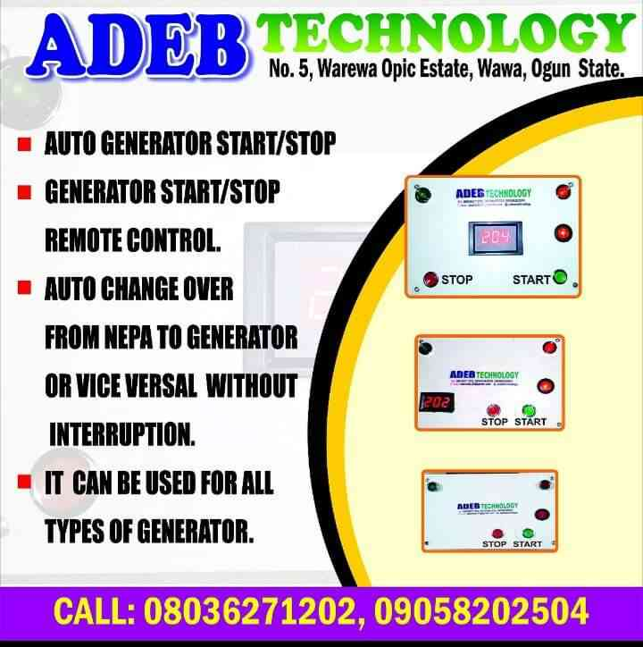 ADEB TECHNOLOGY