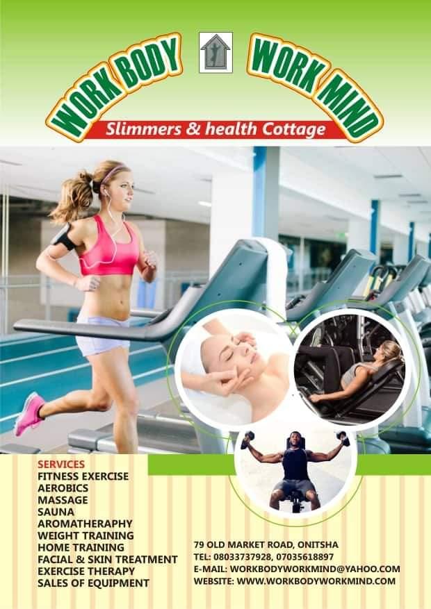 WorkbodyWorkmind fitness center