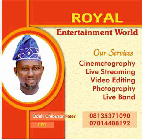 Royal Entertainment world
