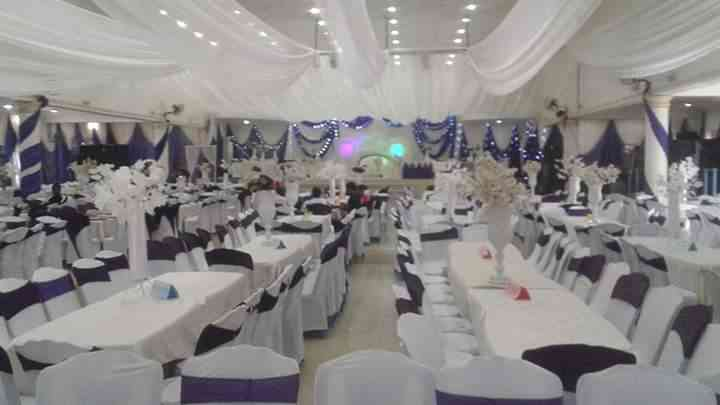 Okiki gbode event planner picture