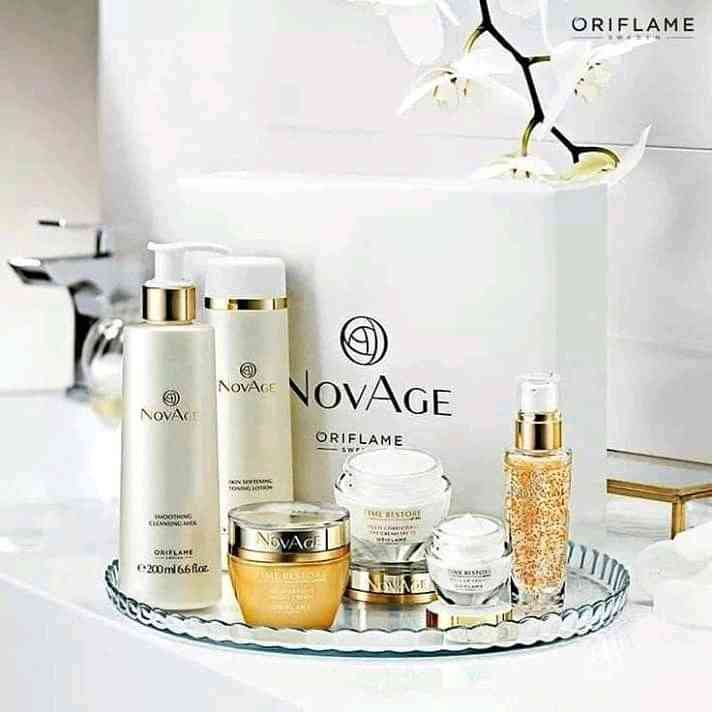 Oriflame Nigeria independent Beauty consultant 525095
