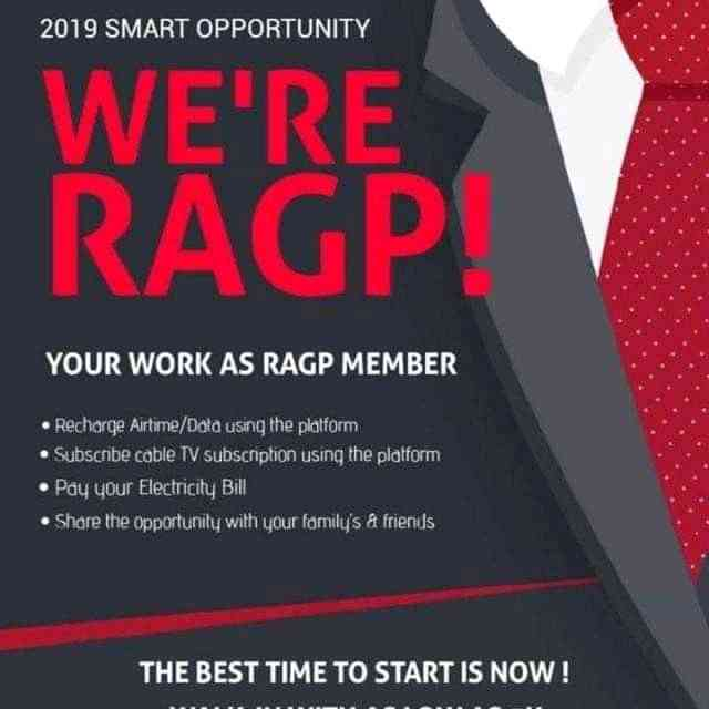 RAGP Recharge And Get Paid img
