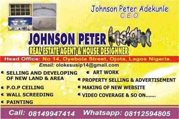 Johnson Peter insight