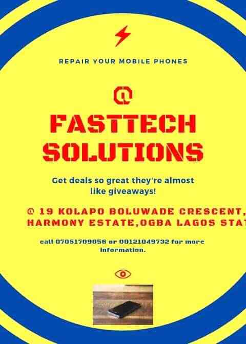 FASTTECH PHONE REPAIRS picture