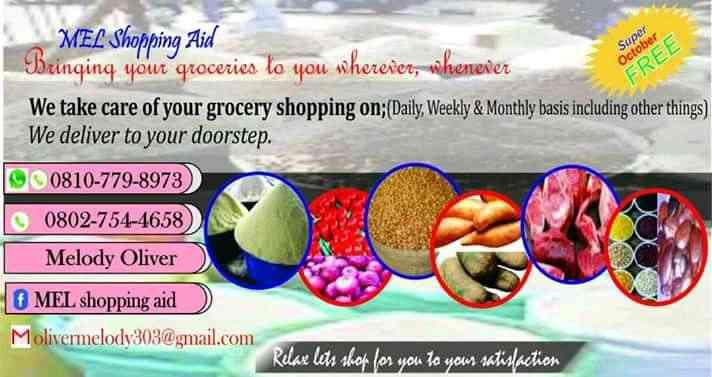 Mel shopping aid