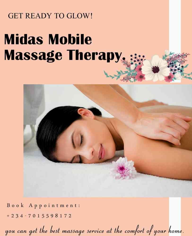 Midas Mobile Massage Therapy