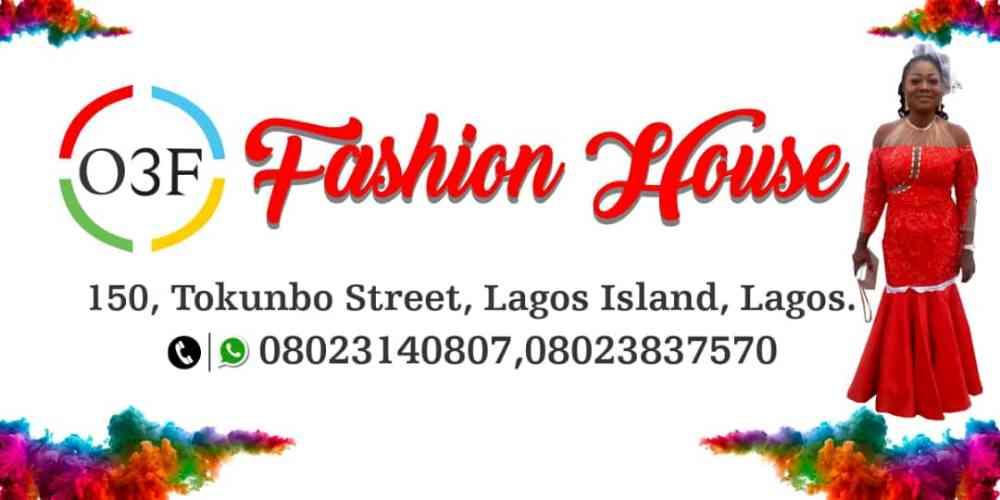 O3F Fashion House