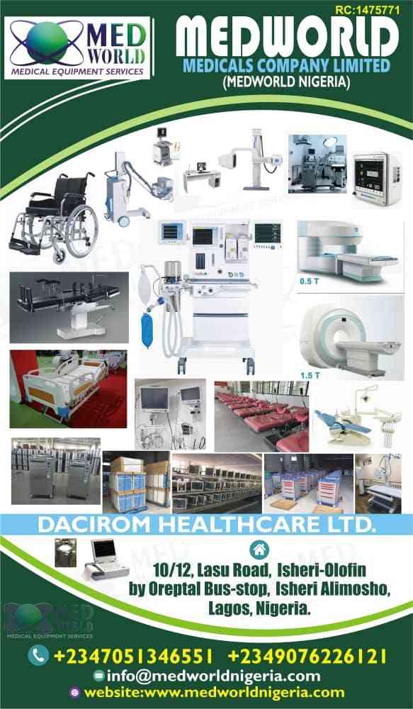 Medworld Medical Company Limited