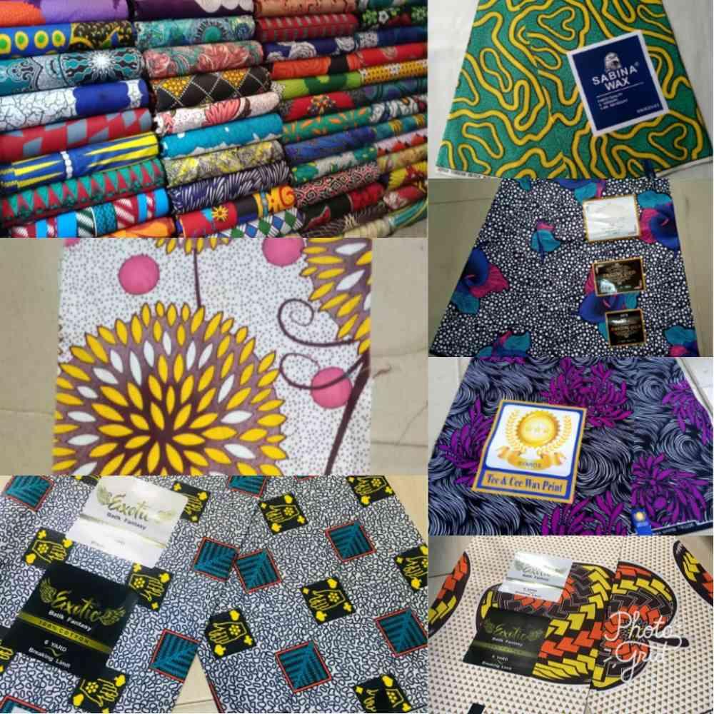 Kelz Fabrics
