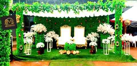 Asher events planning service