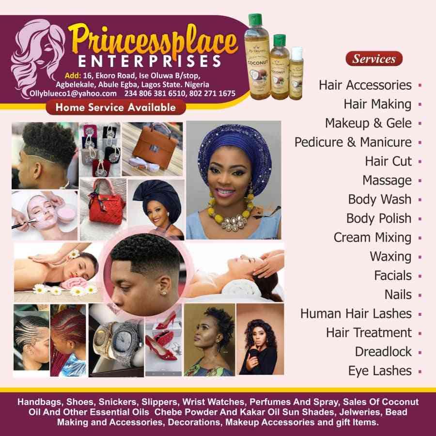 Princessplace enterprises
