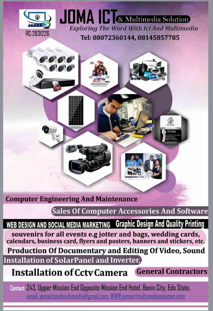 JOMA ICT AND MULTIMEDIA solution