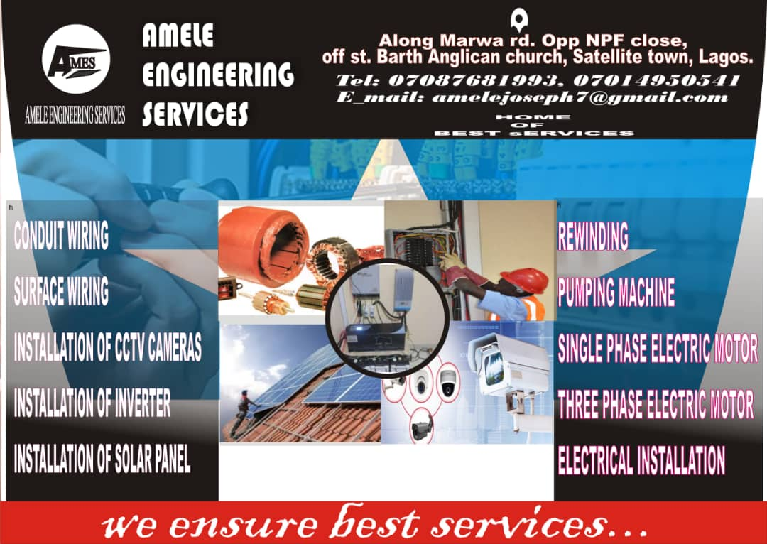 Amele engineering services